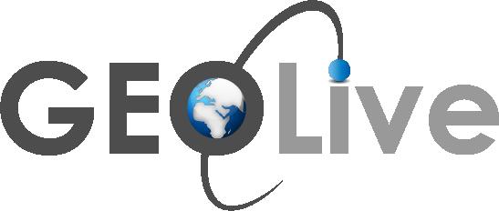 GEOLive logo